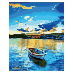 Beautiful-Lake-DIY-Oil-Painting-Kit-Paint-by-Number-For-Adults-Child-Beginners