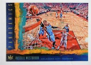 2017-18-Panini-Court-Kings-5x7-Box-Topper-Panoramics-5-Russell-Westbrook