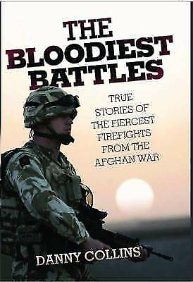 1 of 1 - The Bloodiest Battles, Danny Collins, New Book