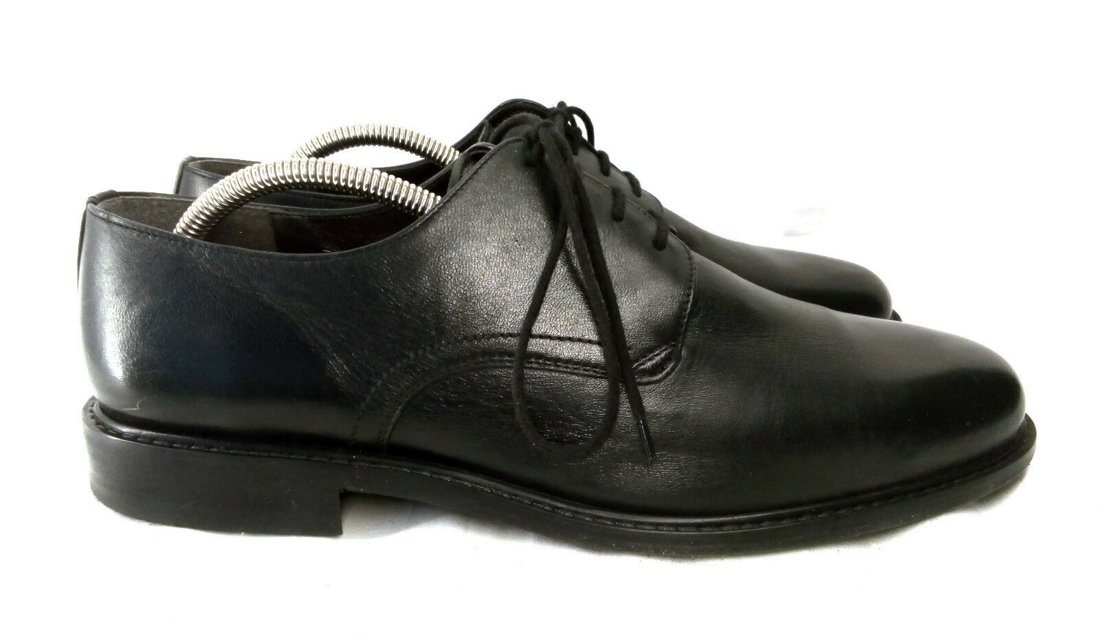 Lord Excellent Weit Plain Derby Herrenschuhe NAPPALeder Schwarz Extra Weit Excellent 9.5 44 TOP f41936