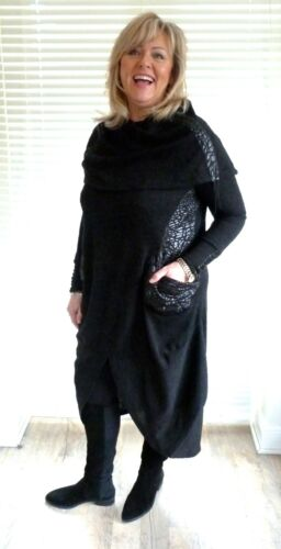 Gorgeous Soft Stretchy funky dress for curvy girls!