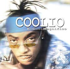 COOLIO - El Cool Magnifico [PA] (CD, 2002, Riviera)