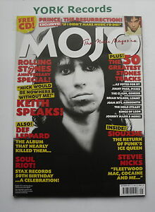 MOJO-MAGAZINE-Issue-166-September-2007-Rolling-Stones-Siouxsie-Soul-Riot