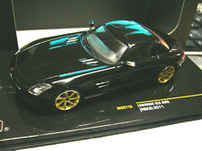 MERCEDES BENZ SLS Lorinser Tuning AMG RSK8 black schwarz 2011  IXO  1:43