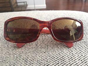 66d5260375 Maui Jim 219 12 Punchbowl Polarized Sunglasses 54 17 135 Cracked ...