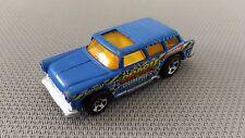 Véhicule Miniature Hotwheels « Chevy Nomad 1969 » En Bon Etat.