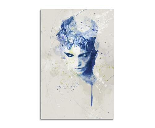 Anna Calvi Aqua 90x60cm Wandbild Aquarell Art