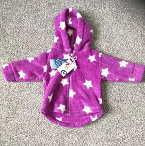 Kite Clothing Baby Fleece Navy Stripes