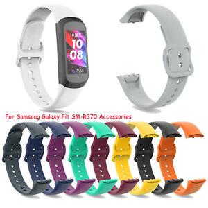 Fuer-Samsung-Galaxy-Fit-SM-R370-Ersatz-Uhrenarmband-Gurt-Armband-Strap-Zubehoer
