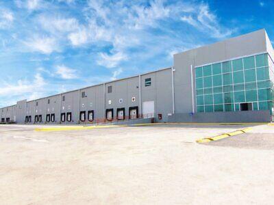Renta de Nave Industrial con 8,178 m2 en Tepotzotlán Estado de México