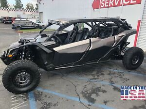 Details about 2019-2020 Can-Am Maverick X3 MAX Front and Rear Lower door  panels kit US MADE