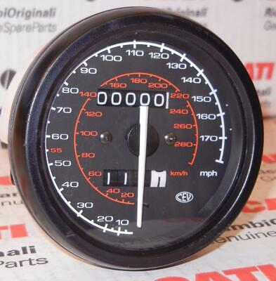 2001-2004 Ducati ST4 996 /& others speedometer 170 MPH E 280 Km//H face for UK