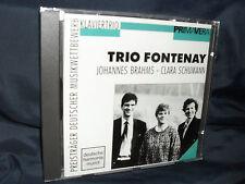 Trio Fontenay -Johannes Brahms / Clara Schumann