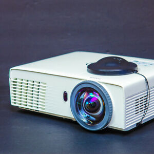 Dell S320WI DLP Projector 3000 Lumens Short-Throw HDMI with remote 884116095736 | eBay