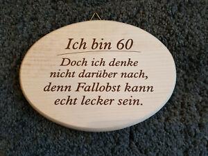 Geburtstag sprüche 60