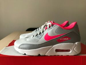Details about NEW Nike Air Max 90 Ultra 2.0 Racer Pink White 869951 001 Size 6Y Women's Sz 7.5