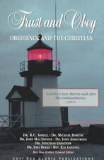 Trust and Obey: Obedience and the Christian (Reformation Theology Seri-ExLibrary