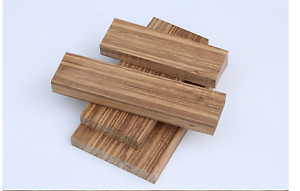 Image Is Loading Handle Timber Wood Block Rare Craft Hobby Exotic