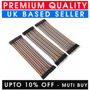 40-broches-Dupont-Wire-Breadboard-Jumper-Wires-Ribbon-cables-M-F-M-M-F-F-10-20-30cm