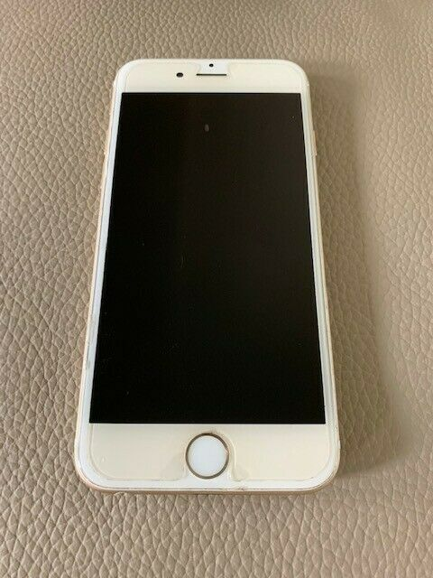 Apple iPhone 6 - 16GB - Gold (Unlocked) A1586 (CDMA + GSM) with Invisible Shield