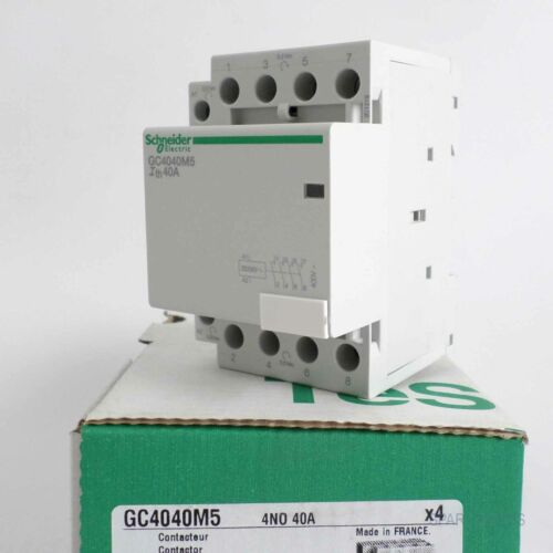 Schneider Electric TELERUTTORE gc4040m5 064177 Nov
