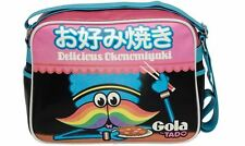 GOLA TADO OKONOMIYAKI VINTAGE SHOULDER SPORTS GYM SCHOOL BAG NEW TAGS