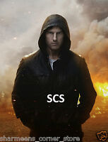 Mission Impossible 4 Mi 4 Ghost Protocol Ethan Hunt Tom Cruise Hooded Jacket