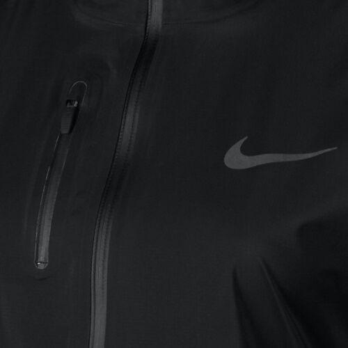 para Lightweight Nike 010 talla Hypershield running de Xs Camiseta negra mujer 799881 wqTxXgF1In