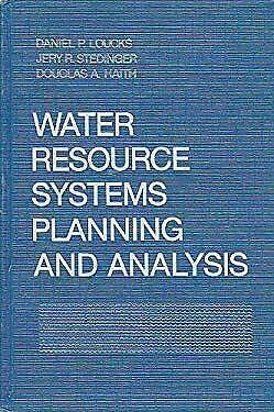 Water Resources Systems Planning and Analysis Hardcover