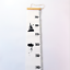 Nordic Style Children/'s Room Decoration Painting Kids Height Ruler Wall Decor