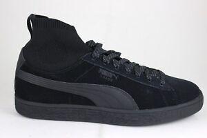 best service 98f22 98704 Details about Men's Puma Suede Classic Sock Puma Black 364074 01 Brand New  In Box