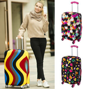 Elastic-Suitcase-Travel-Luggage-Cover-Covers-Protector-dustproof-20-034-24-034-28-034