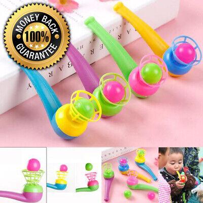 Popular Childhood Classic Fun Blow Pipe Balls Pinata Toy for Kids Children
