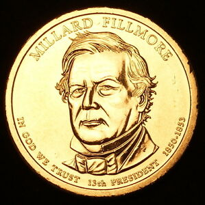 Mint Roll 2007 P James Madison Presidential Dollar ~ Pos B ~ From U.S