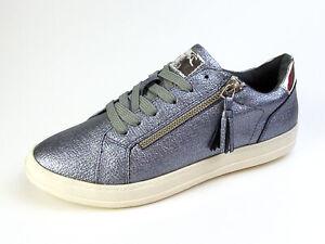 Sprox Sneaker Schnürschuhe Halbschuhe Damenschuhe blau Gr. 37 Neu23