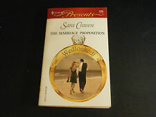 The Marriage Proposition by Sara Craven (2003, Paperback)