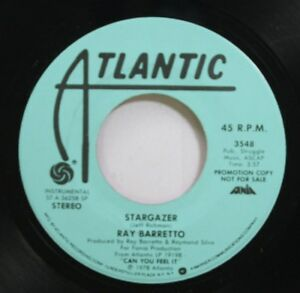 Hear-Funk-Promo-Latin-45-Ray-Barretto-Stargazer-Stargazer-On-Atlantic