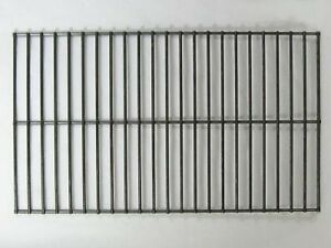 Gas Thermos Grill Replacement Galvanized Steel Rock Flavor Grate