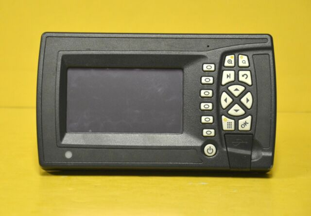 Trimble CAT CB450 Machine Control Display GCS900 2D Code Excavator 90450-50