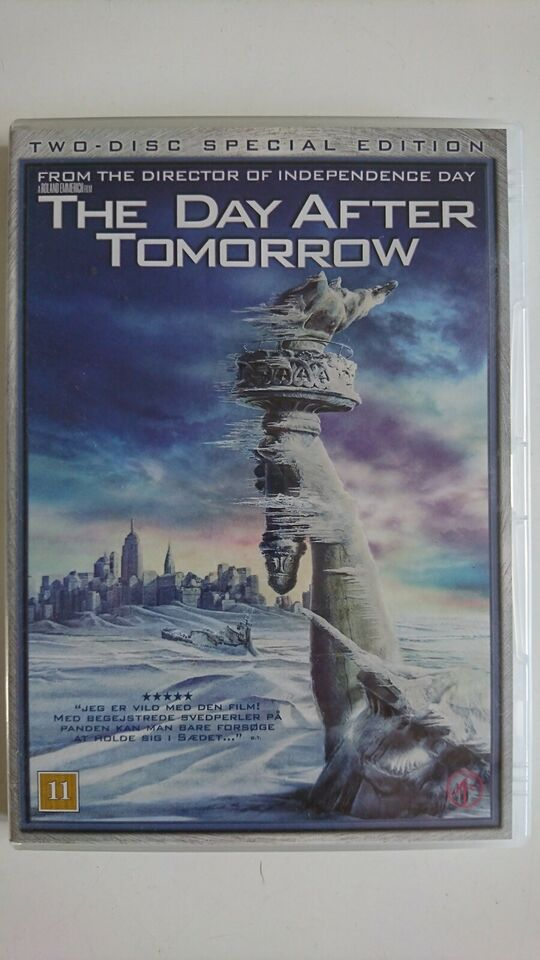 The Day After Tomorrow (Special Edition), instruktør
