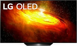 "LG 55"" BX OLED 4K HDR Smart TV  Thin Q -Oled55BX- Black -  With MANUF Warranty"