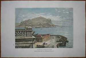 1875-Reclus-print-PALERMO-SICILY-ITALY-40
