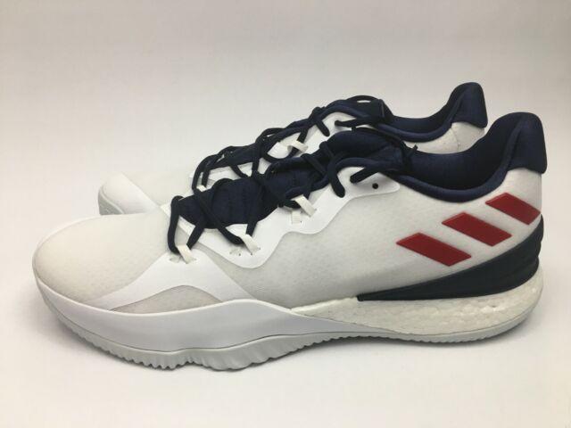 New Adidas Crazy Light Boost 2018 USA Basketball Shoes Mens Size 17 D97366