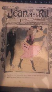 Revista-Jean-Que-Rit-N-453-1909-Journal-Demuestra-que-Aparecen-El-Viernes-ABE