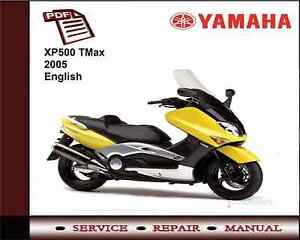 yamaha xp500 xp 500 tmax 2005 workshop service repair manual ebay rh ebay com au yamaha tmax 500 service manual download yamaha tmax 500 service manual pdf