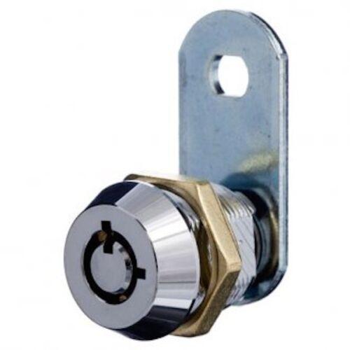 Vending,Coin OperatedRL550162PKA Arcade 16mm BDS 2 Position Tubular Cam Lock