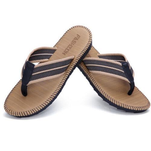 Mens Flip Flops Toepost Trespass Summer Beach Sandals Shoes Flipflops Size 6-10