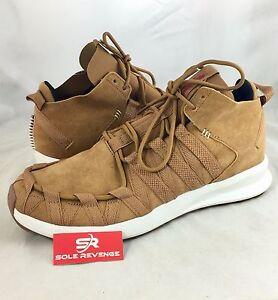 wholesale dealer 82112 02779 Image is loading New-adidas-Originals-SL-LOOP-MOC-Mesa-Brown-