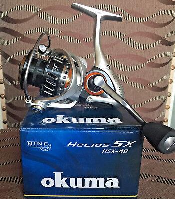 Okuma Jaw JAW-40 FD Spinnrolle