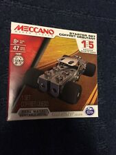 Meccano Maker Systems Starter Set Race Car